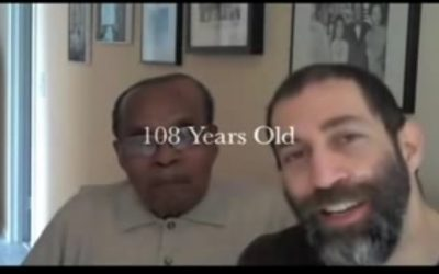 108 Years old on mainly raw foods